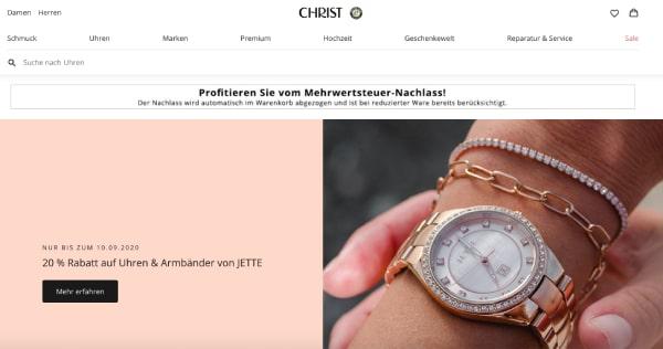 Christ Uhren kaufen