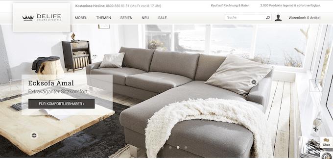 Luxus Möbel kaufen