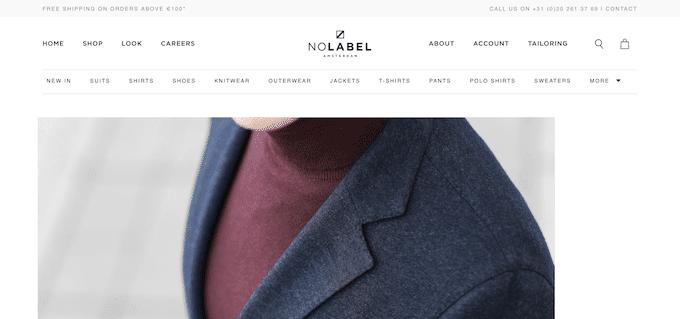 Mode kaufen bei No Label