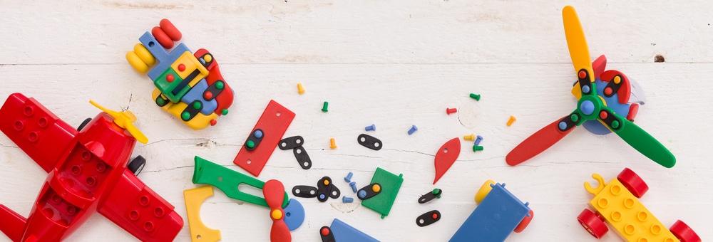 Spielzeug im Abomodell