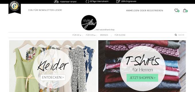Second Hand Markt Styleflow