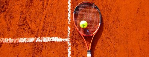 Tennis schläger Kauf wir zeigen worauf es ankommt