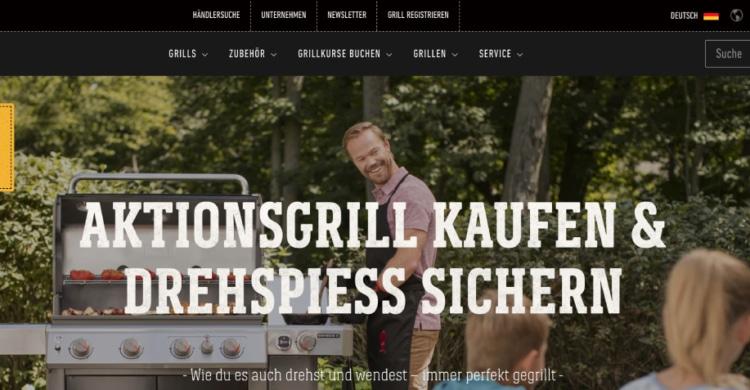 Weber Grill kaufen