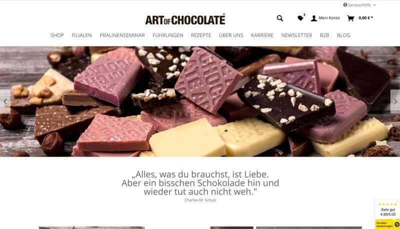 Art of Chocolate