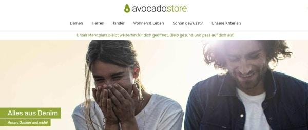avocadostore Fair Trade Mode einfach online kaufen