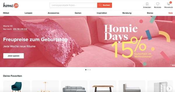 home24 Möbel kaufen