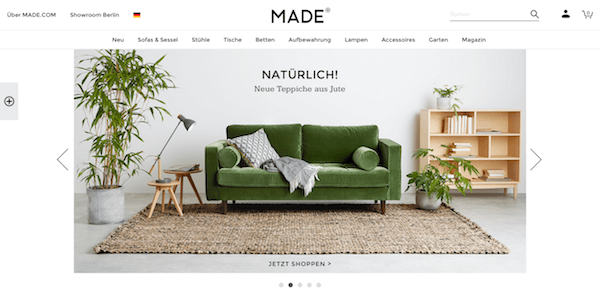305e8a1db8f1f9 Möbel online kaufen  Shop-Geheimtipps zum Ausprobieren