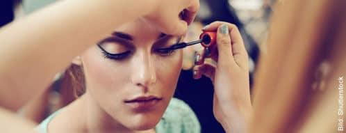 Mit außergewöhnlichem Make Up immer gut aussehen