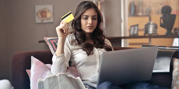 Umsatz deutscher Online Shops