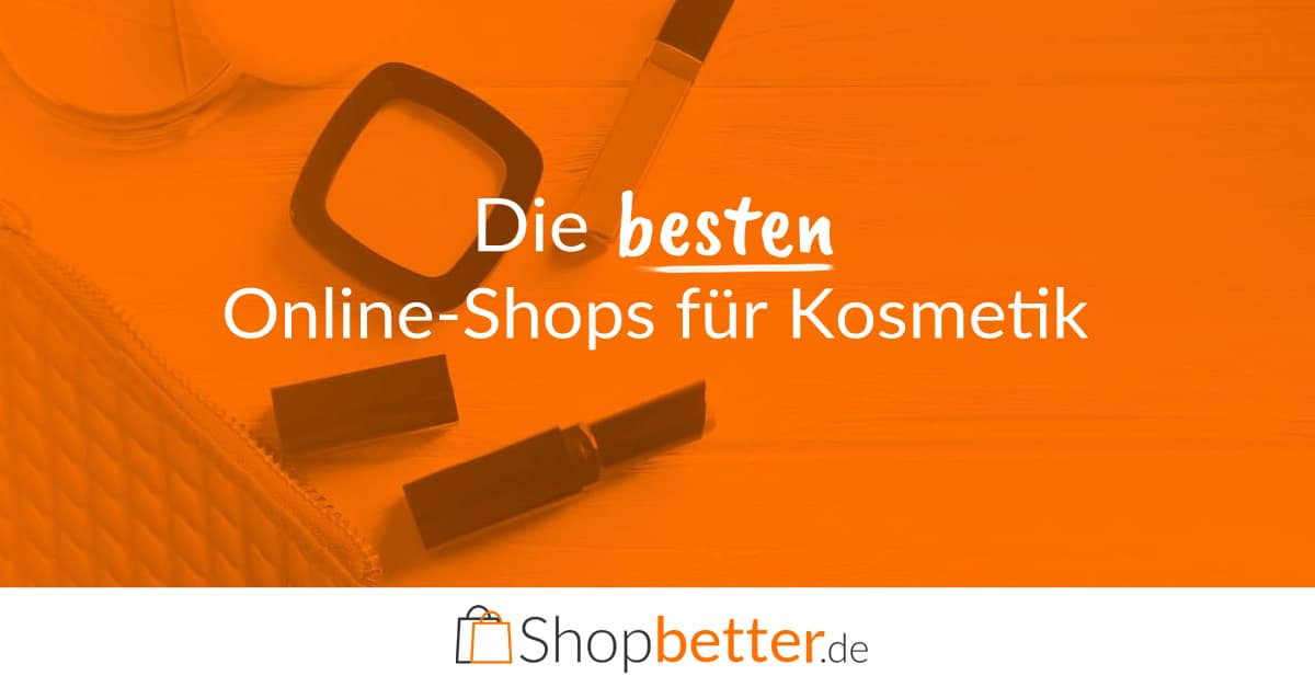 kosmetik online die 5 besten online shops auf einen blick. Black Bedroom Furniture Sets. Home Design Ideas