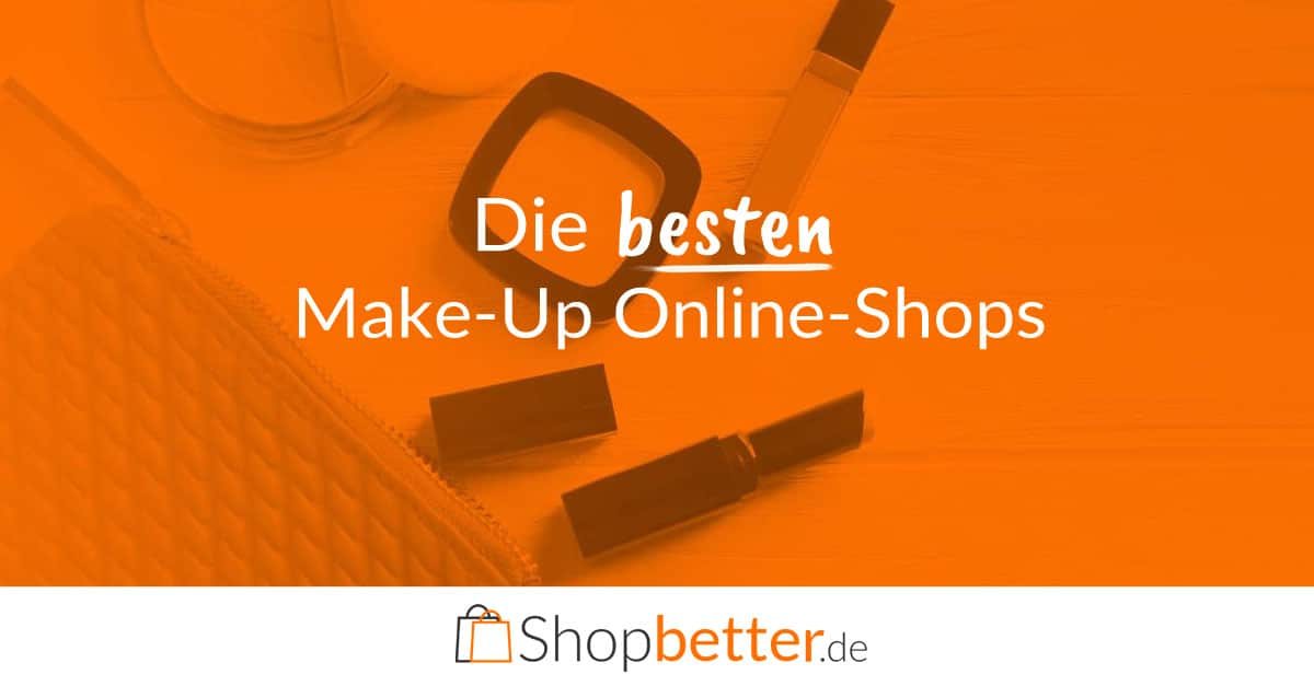 make up online kaufen die 5 besten online shops. Black Bedroom Furniture Sets. Home Design Ideas