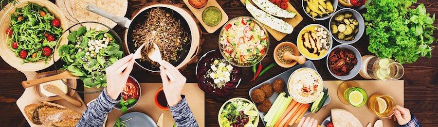 Vegane Lebensmittel oder vegetarische Alternativen - das sind online die besten Supermärkte